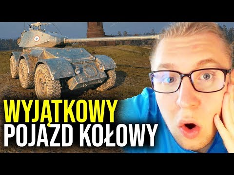 WYJĄTKOWY POJAZD KOŁOWY - World of Tanks