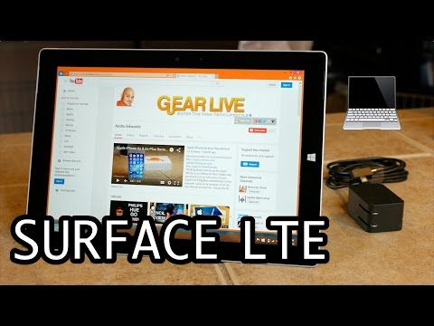 Microsoft Surface 3 LTE PC AT&T Deal! [Unboxing]