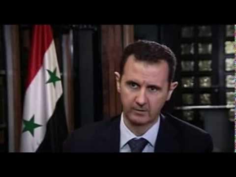 Bashar Assad - Syria: Syrian President Bashar al-Assad - Charlie Rose Interview (full) - September 9, 2013 PBS' Charlie Rose interviews Syrian President Bashar al-Assad on ...