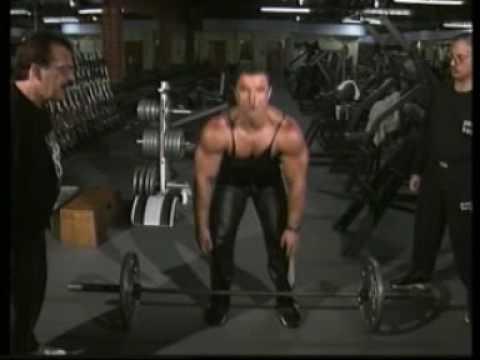 Тренировки с Майком Ментцером. Грудь и спина, часть 4