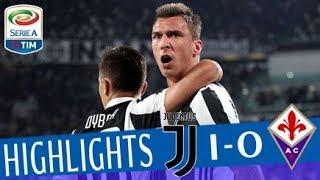 Video Juventus - Fiorentina 1-0 - Highlights - Giornata 5 - Serie A TIM 2017/18 MP3, 3GP, MP4, WEBM, AVI, FLV Juni 2018