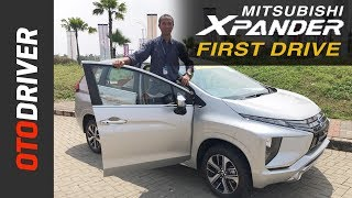 Video Mitsubishi Xpander 2017 Indonesia | First Drive | OtoDriver MP3, 3GP, MP4, WEBM, AVI, FLV Oktober 2017