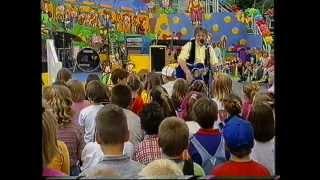 Teil 1/6 - Rolf Zuckowski - Live 1999 Fernsehgarten