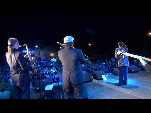 "DON CARLOS & Dub Vision ""Johnnie Big Mouth"" Live @ OSTRÓDA REGGAE FESTIVAL 2013 / Poland"