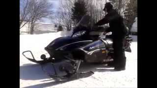 3. Arctic Cat t660 2006 ride
