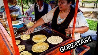 Eating Some Delicious Authentic Mexican Street Food - Gorditas And Migadas Right On The Streets Of San Luis Potisi, Mexico - This Is As Good As It Gets - Real Mexican Street Food!!!If You Would Like To Help And Support My Channel, Check Out My PATREON Account: http://patreon.com.pisuarezCheck Out My Other Street Food Channel CRISPI: https://www.youtube.com/channel/UCxFs-TJofgsEGnLUWqSP-6wMORE STREET FOOD ON THESE PLAYLISTS:https://www.youtube.com/watch?v=CIHxyHgAP2w&list=PLFcIoUWytn0RJDHP1XcH5vmKKqK5ZG11lhttps://www.youtube.com/watch?v=AQAh3hfquKE&list=PLFcIoUWytn0RuiopD73p57fsisjnmNVTFhttps://www.youtube.com/watch?v=lwu5xxqS0FU&list=PLFcIoUWytn0SrBkahOOwYuXW3KlB__vhD