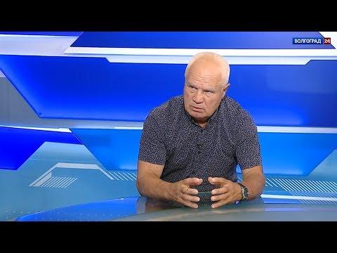Василий Андрущенко, член исполкома Волгоградской областной федерации футбола