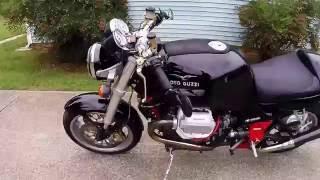 7. Moto Guzzi V11 Sport
