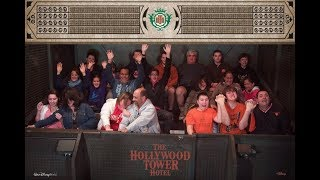 This guy completely loses it! A Tower of Terror classic!!
