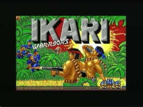 ikari warriors atari 2600 download