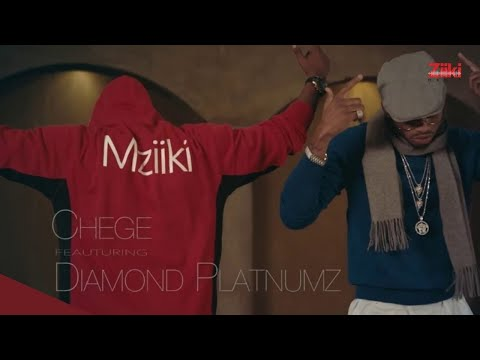 Chege Feat. Diamond Platnumz | Waache Waoane | Official Video