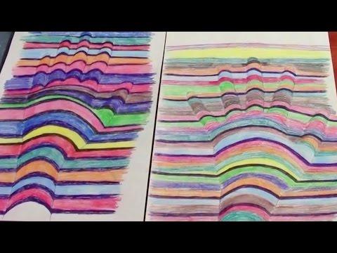 Картинки 3д своими руками из бумаги