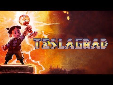 Teslagrad : Teslagrad - Nintendo Switch Trailer