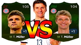 FIFA Online 3 - รีวิว Muller 14wc vs 10wc [NEW ENGINE], fifa online 3, fo3, video fifa online 3