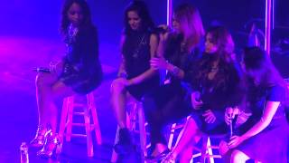 """Video Fifth Harmony """"Who Are You"""" I Wish Tour at The Fillmore in MD 9/6/13 MP3, 3GP, MP4, WEBM, AVI, FLV April 2019"""