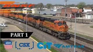 Fort Madison (IA) United States  City new picture : Railfanning BNSF Southern Transcon in Fort Madison, IA Niota, IL