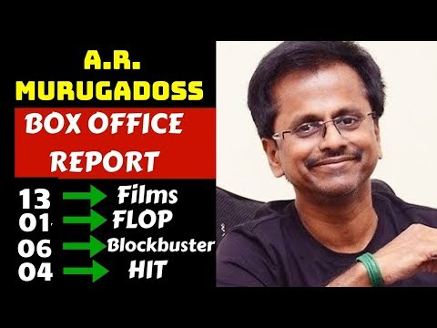 DARBAR Director A.R. Murugadoss Hit And Flop Movies List With Box Office Collection Analysis