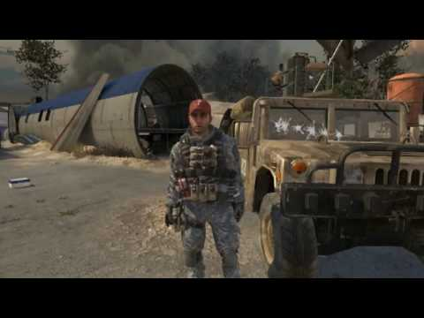 call of duty modern warfare 2 banned commercial