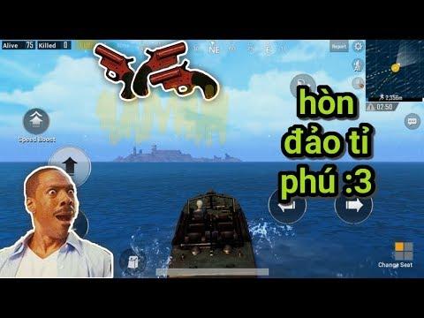 PUBG Mobile - Nghe Đồn Hòn Đảo Này Lắm Flare Gun Và Quá Bất Ngờ | Combo MK14 + AWM Giật Top 1 :v - Thời lượng: 16:00.