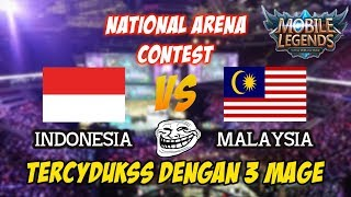 Download Video WAW !!! 3 Mage Bikin Malaysia Gigit Jari Indonesia vs Malaysia National Arena Contest 30092017 MP3 3GP MP4