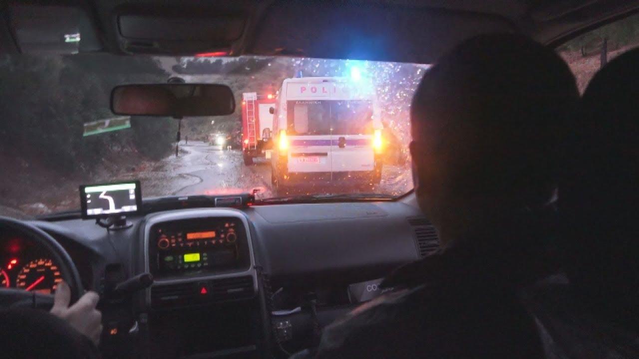 Τηλεοπτικό οδοιπορικό του ΑΠΕ με την Πυροσβεστική στο Θριάσιο