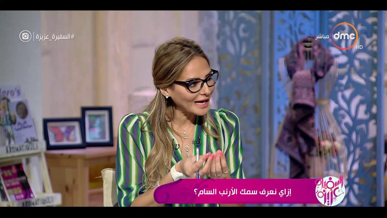 السفيرة عزيزة - ماهي طرق بيع سمك الأرنب السام وكيفية تمييزها عن باقي أنواع السمك ؟