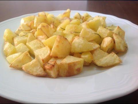 patate al forno perfette - ricetta