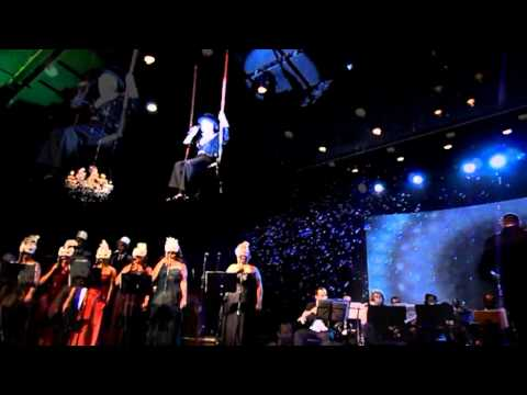 Concerto de Natal 2012 - Alegria (Cirque Du Soleil)