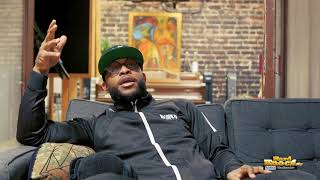"""Royce da 5'9"""" on Writing Process, Kendrick, Drake, Dr Dre, Puff, Collaborating with Boogie"""