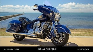 6. 2014 Indian Chieftain Test