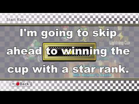 Mario Kart Wii - How to Unlock Bowser Jr. [HD]