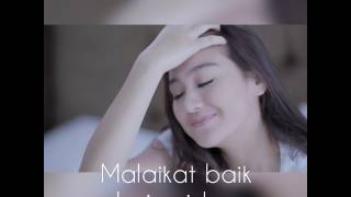 Salshabilla Adriani - malaikat baik ( official lyric  video ) | ELINA JOERG