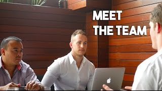 VLOG Episode 1 - Meet the team