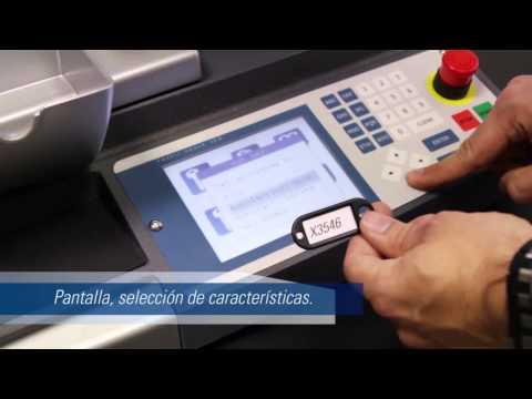 MAQUINAS PARA COPIAR LLAVES - Avantcode es la máquina electrónica de nueva generación mas avanzada de JMA para duplicar llaves de cilindro y coches, que permite el dentado de llaves de un...