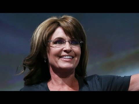 sarah - Sarah Palin says her online news channel will be an alternative to mainstream TV news. More from CNN at http://www.cnn.com/ To license this and other CNN/HLN content, visit http://collection.cnn.c...