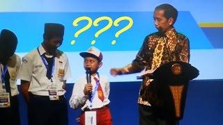 Video Anak SD Bilang Ikan Tongkol depan Jokowi MP3, 3GP, MP4, WEBM, AVI, FLV September 2017