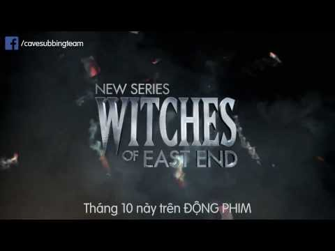 [Vietsub] Witches Of East End Teaser HD