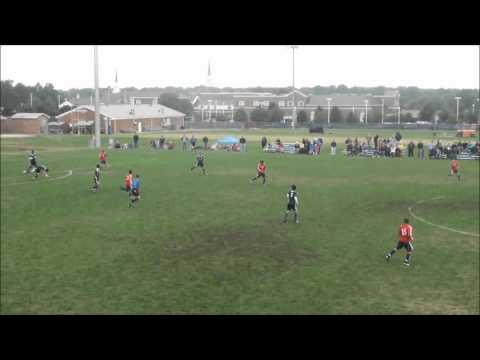 Self Owned Soccer Goal