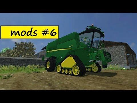 farming simulator 2013 [présentation de mods ] john deere s690i