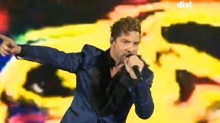 David Bisbal - A Partir De Hoy / Perdón (Premios Dial 2019   Gala en Directo) HD