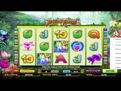 Fairies Forest ™ free slots machine game preview by Slotozilla.com