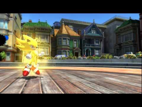 sonic generations playstation 3 game sega