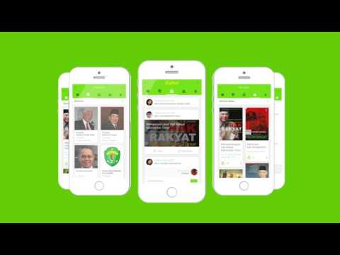 Aplikasi ikaltim Mulai Diperkenalkan di Masyarakat