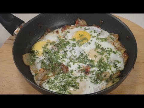 Papeta Par Eeda (Parsi Style Potato and Eggs) 09 July 2014 04 PM