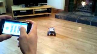 NXT Remote (LEGO MINDSTORMS) YouTube video