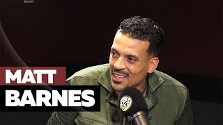 Video Matt Barnes Keeps It Real On Derek Fisher, Austin Rivers, & Huey Newton Movie MP3, 3GP, MP4, WEBM, AVI, FLV Agustus 2018