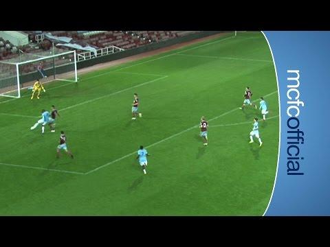 Video: HIGHLIGHTS | West Ham v City EDS