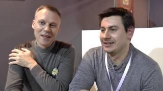 Les Questions Aléatoires : Jean-Luc Istin et Pierre-Denis Goux (Angoulême 2017) - Interview - NAINS