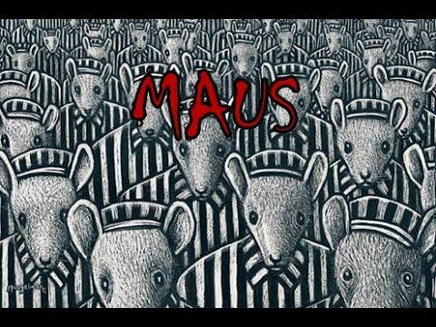 Resenha: Maus: A história de um sobrevivente - Art Spiegelman