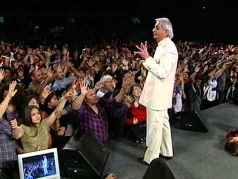 Benny Hinn - Holy Spirit's Anointing In Anaheim Good Friday Service